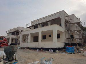 בניה קלה, בנייה קלה, בנייה מתועשת, בנייה ירוקה, בנייה מתקדמת.